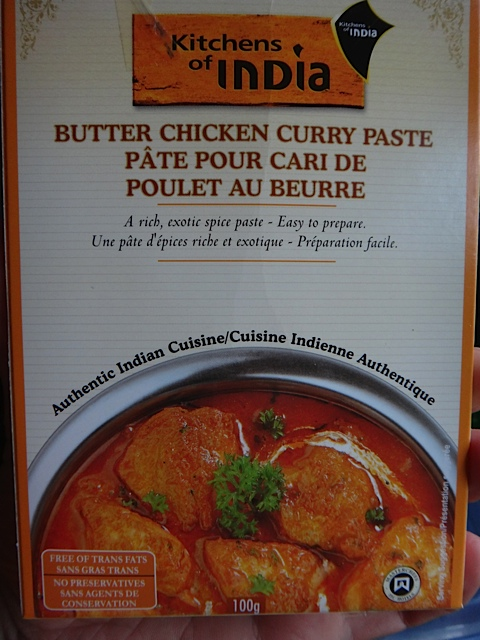 Kitchens of India Curry Paste