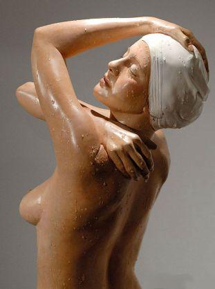 Realistic-sculpture-carole-feuerman