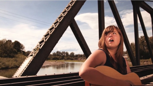 Hannah Shields When the River Starts to Rise - Bridge
