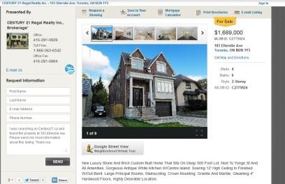 New build 183 Ellerslie (MLS# C2775924) listing at $1,689,000