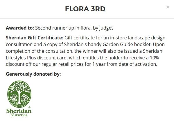flora 3rd
